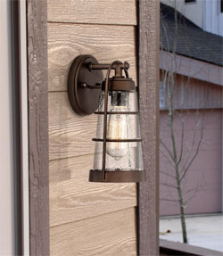 Averill Park Caged Wall Sconce